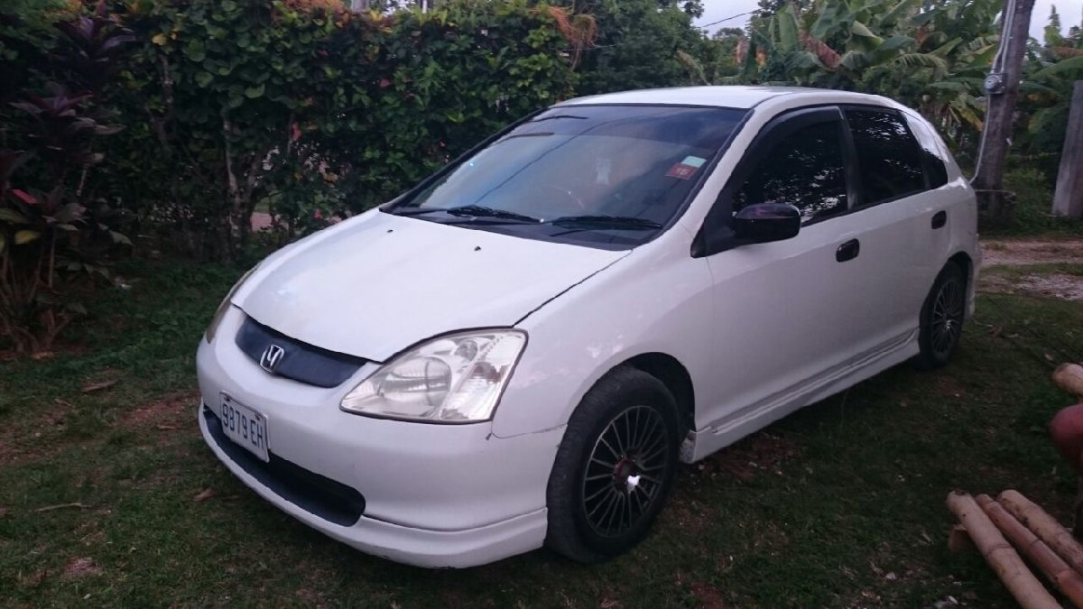 2002 honda civic for sale in greater portmore st catherine cars. Black Bedroom Furniture Sets. Home Design Ideas