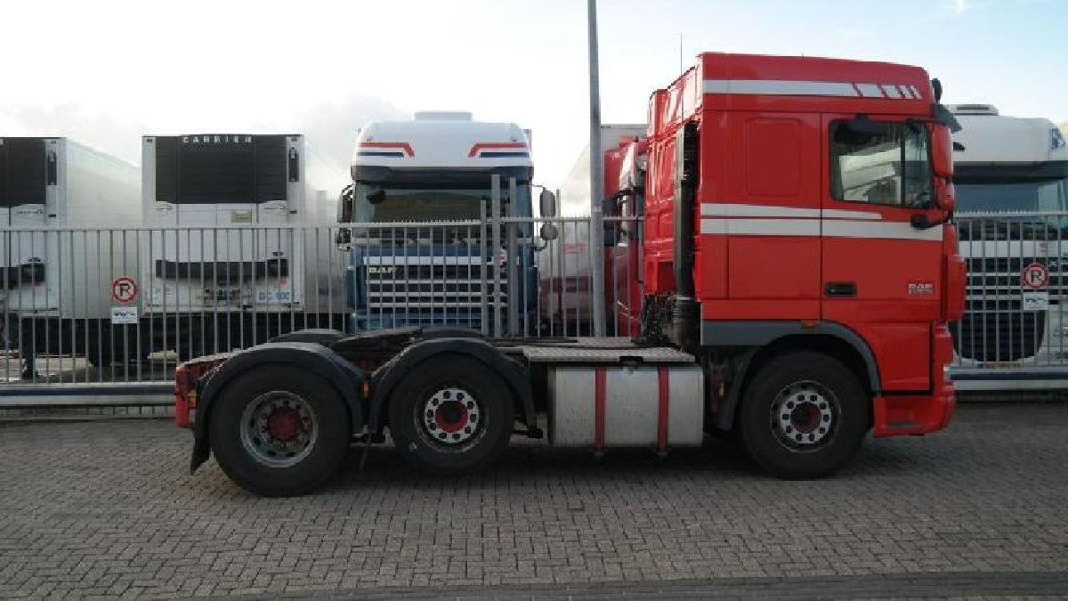 DAF XF 105 460 6 X 2 Manual Gearbox Euro 5 Space C for sale