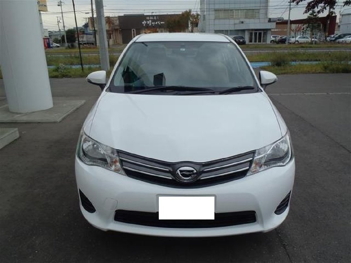 Cars For Sale In Jamaica >> Toyota Corolla Axio 2013 Silver/White for sale in Japan ...
