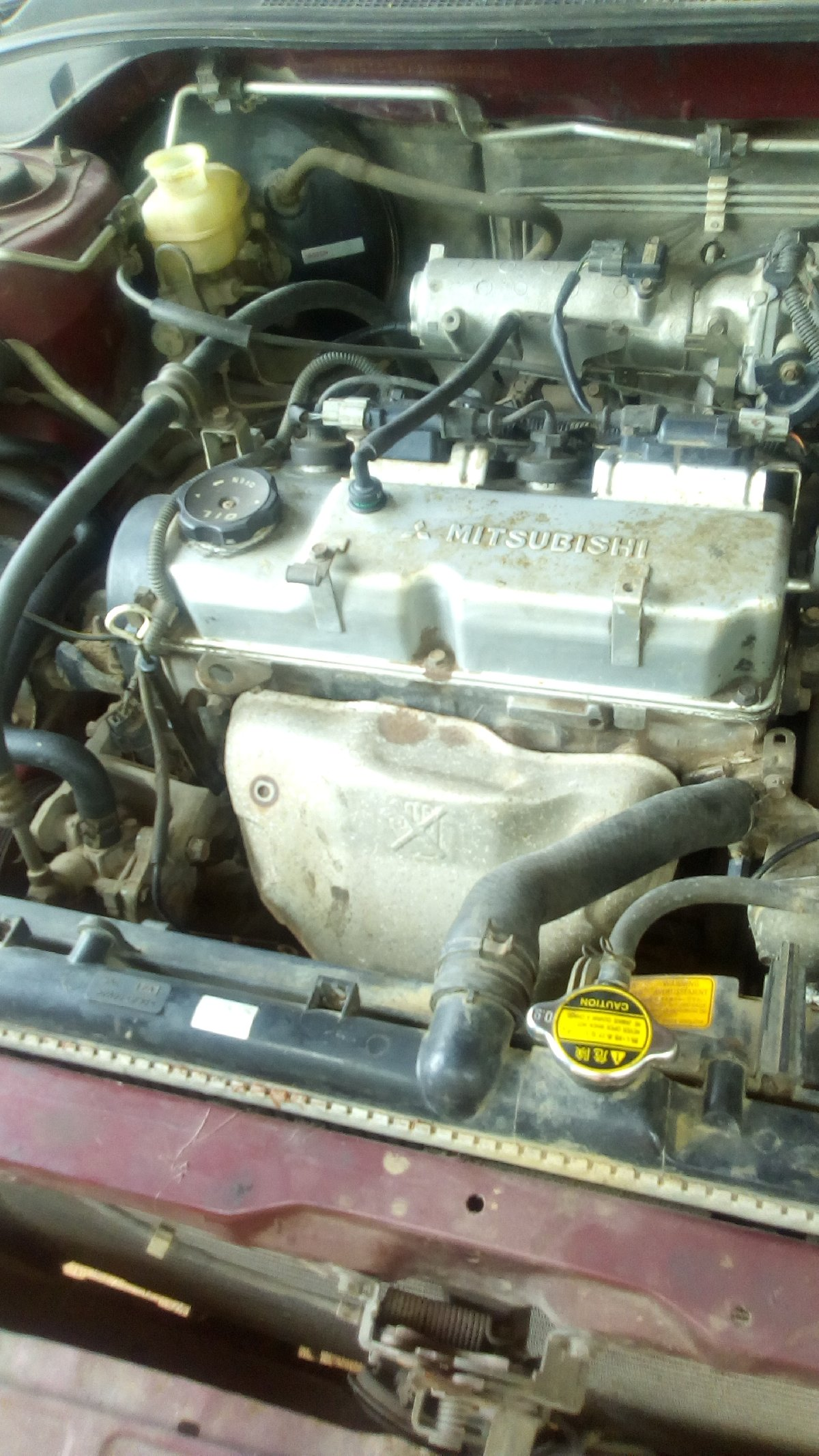 Mitsubishi Lancer 2002 Transmission And Engine For Sale In Manchester Kingston St Andrew Auto Parts