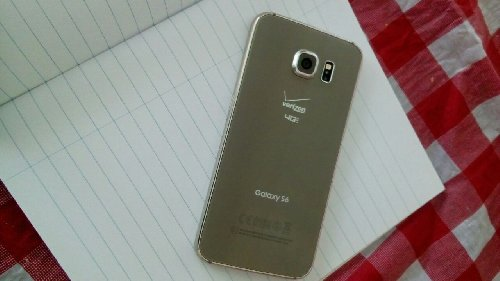 Samsung Galaxy S6 32gb Colour Gold