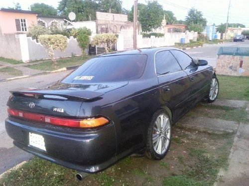 1994 Toyota Mark 2 (TOURER EDITION) GIVE AWAY