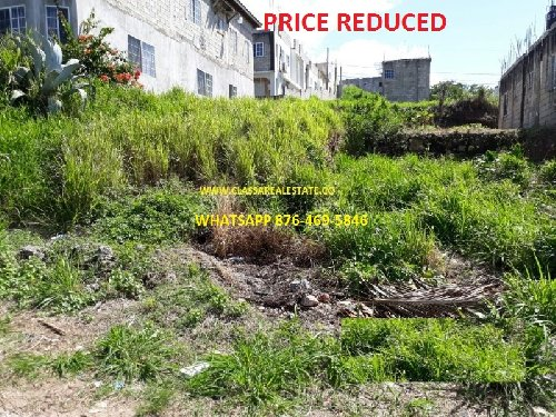 RESIDENTIAL LOT FOR SALE
