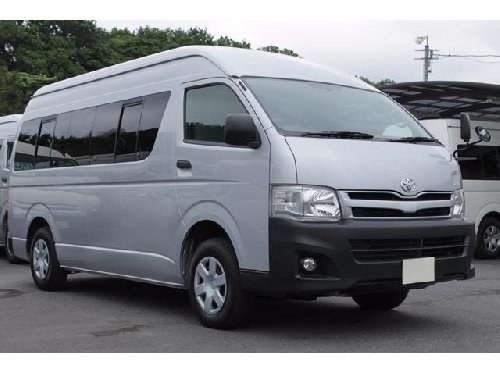 TOYOTA HIACE COMMUTER SUPER LONG GL