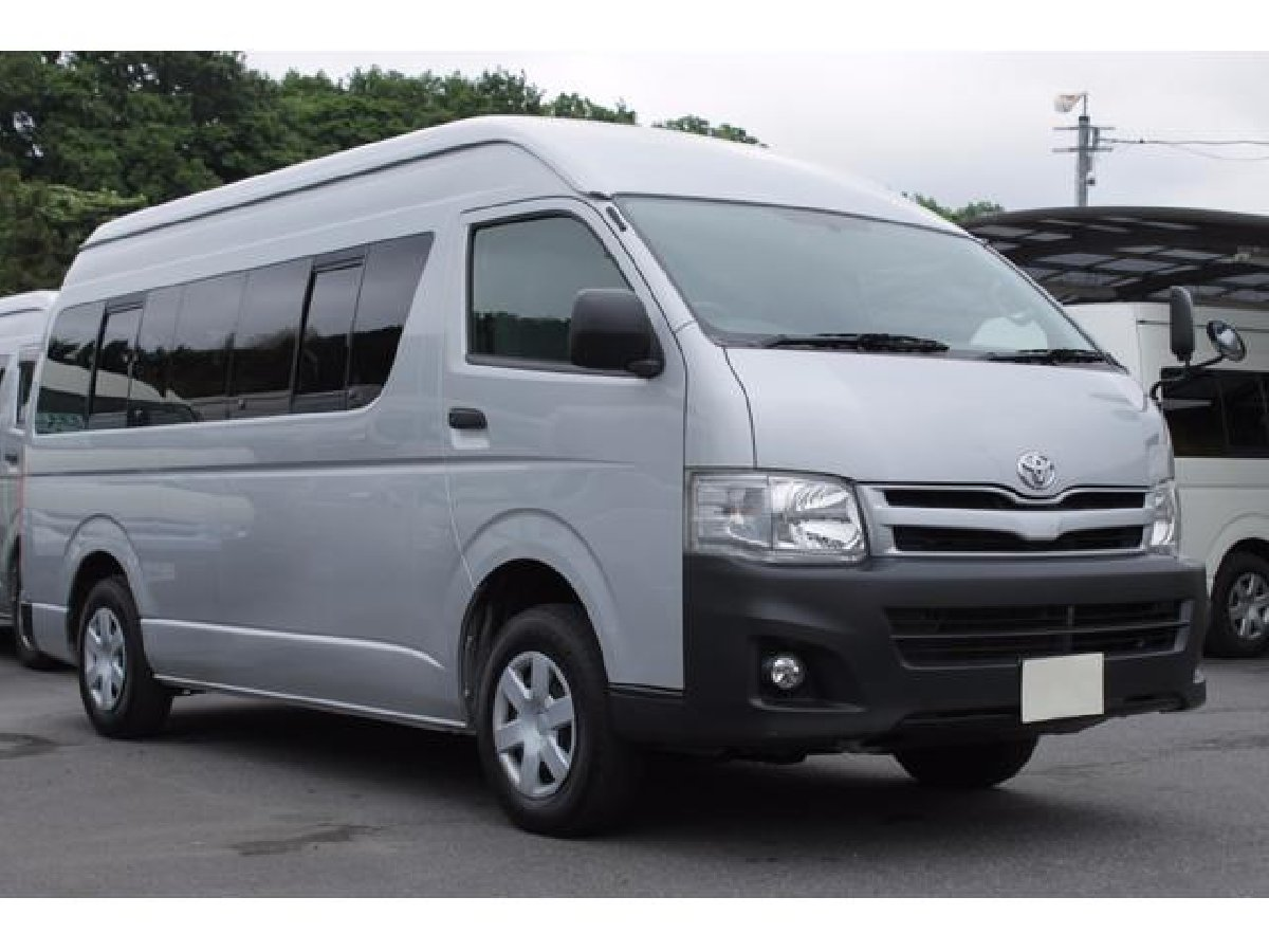 Cars For Sale In Jamaica >> TOYOTA HIACE COMMUTER SUPER LONG GL for sale in TOKYO Kingston St Andrew - Cars