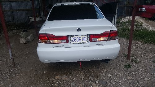 2003 Honda Accord,manual