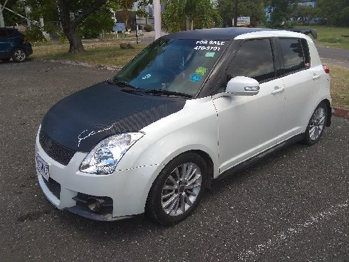 2009 SUZUKI SWIFT SPORT