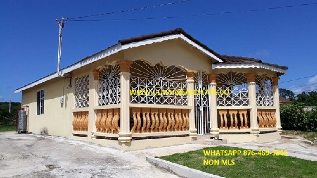 2 Bedroom 1 Bathroom For Rent In Coral Springs Trelawny Houses