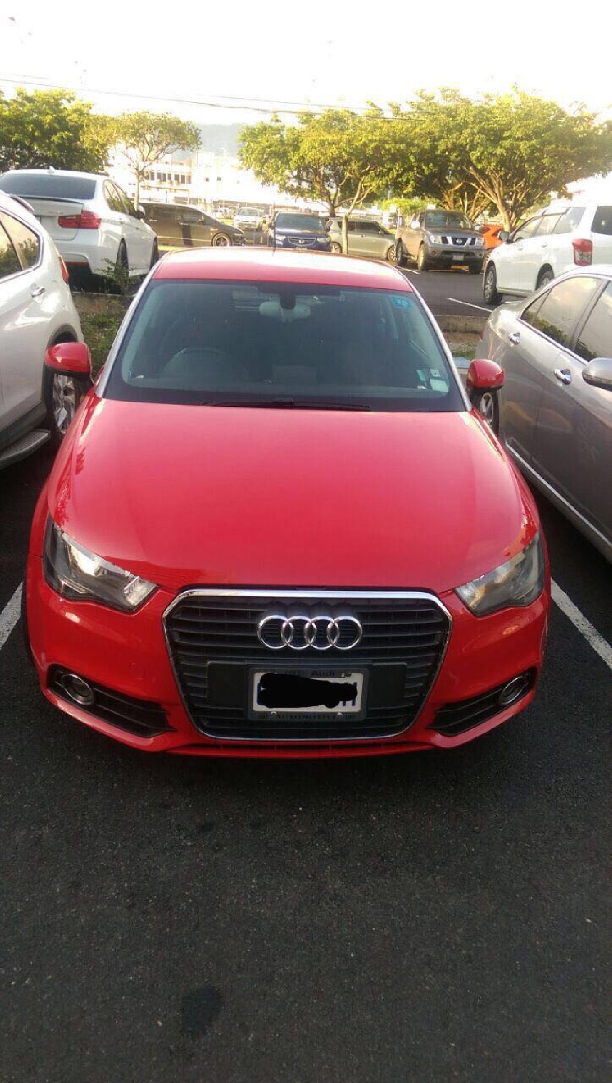 2011 audi a1 for sale in st andrew kingston st andrew cars. Black Bedroom Furniture Sets. Home Design Ideas