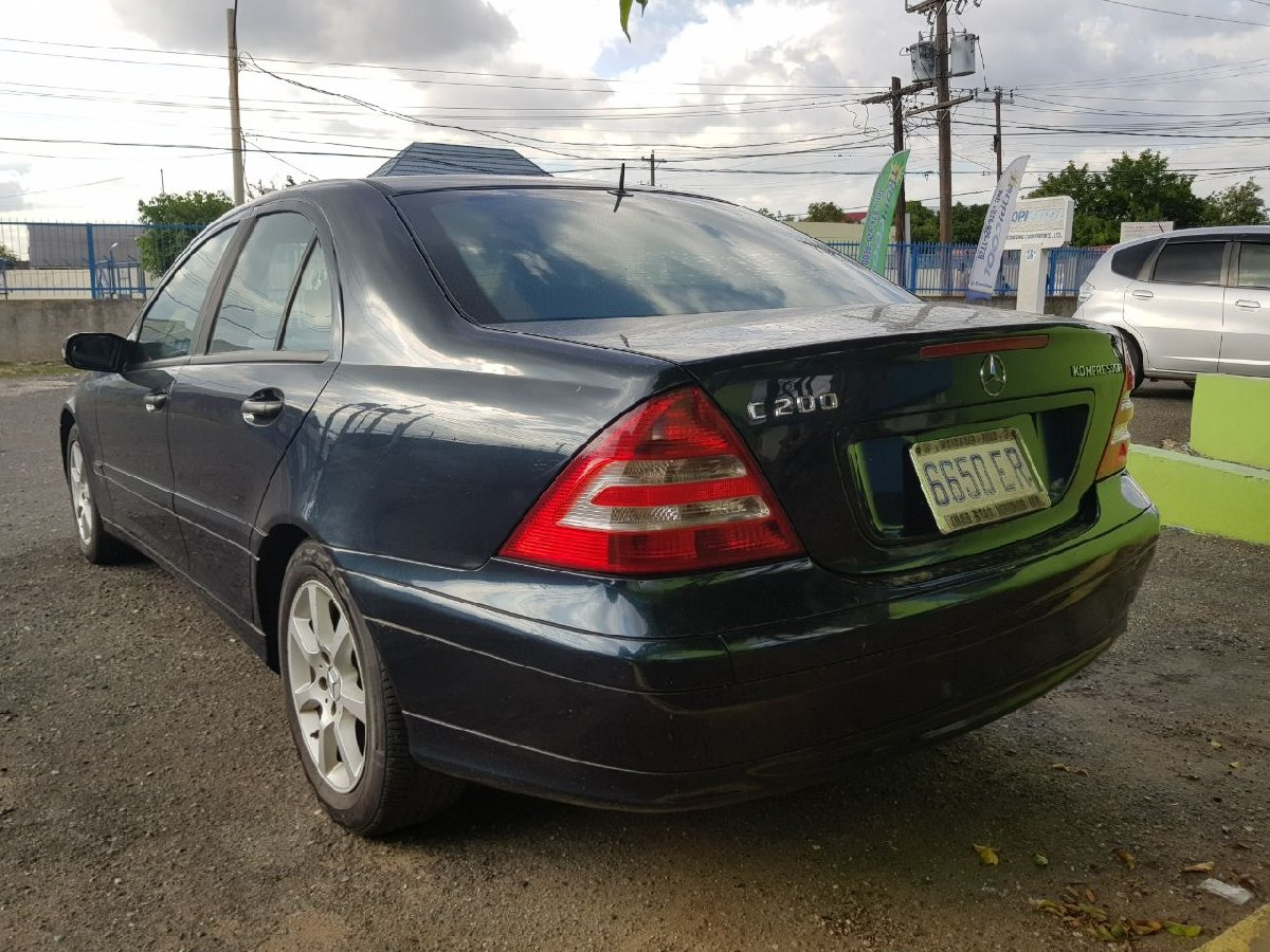 2006 c200 mercedes benz kompressor for sale in south camp. Black Bedroom Furniture Sets. Home Design Ideas