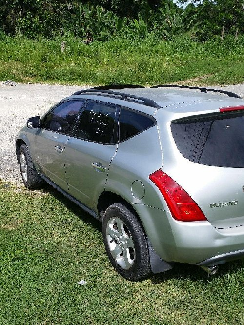 2004 nissan murano clean for sale in montego bay st james vans suvs. Black Bedroom Furniture Sets. Home Design Ideas