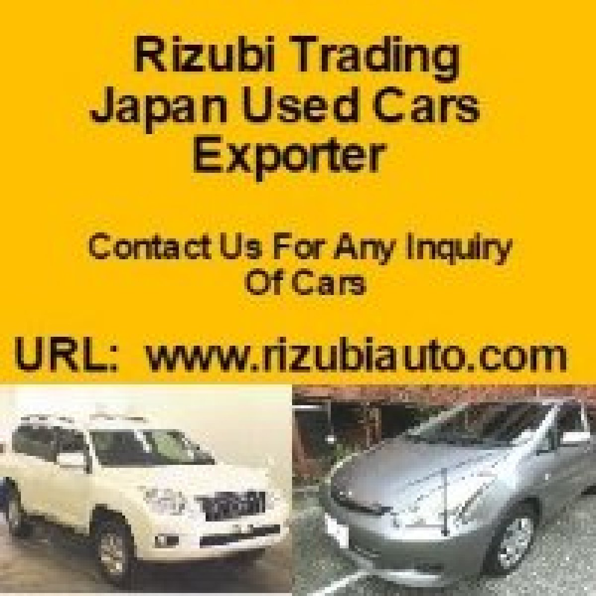 We Export Used And New Cars From Japan Worldwide for sale in Half ...
