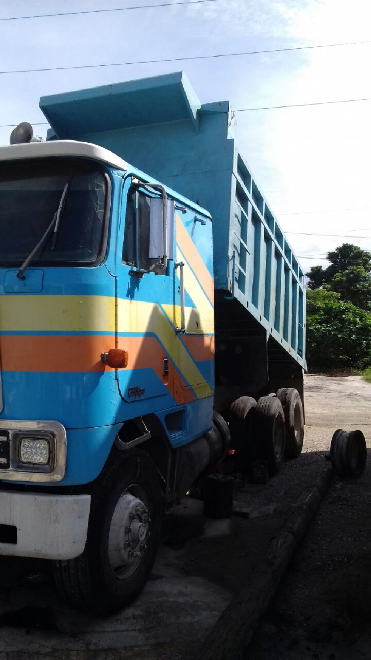 Cabover Trucks For Sale >> Cab Over International For Sale In Montegobay St James Trucks