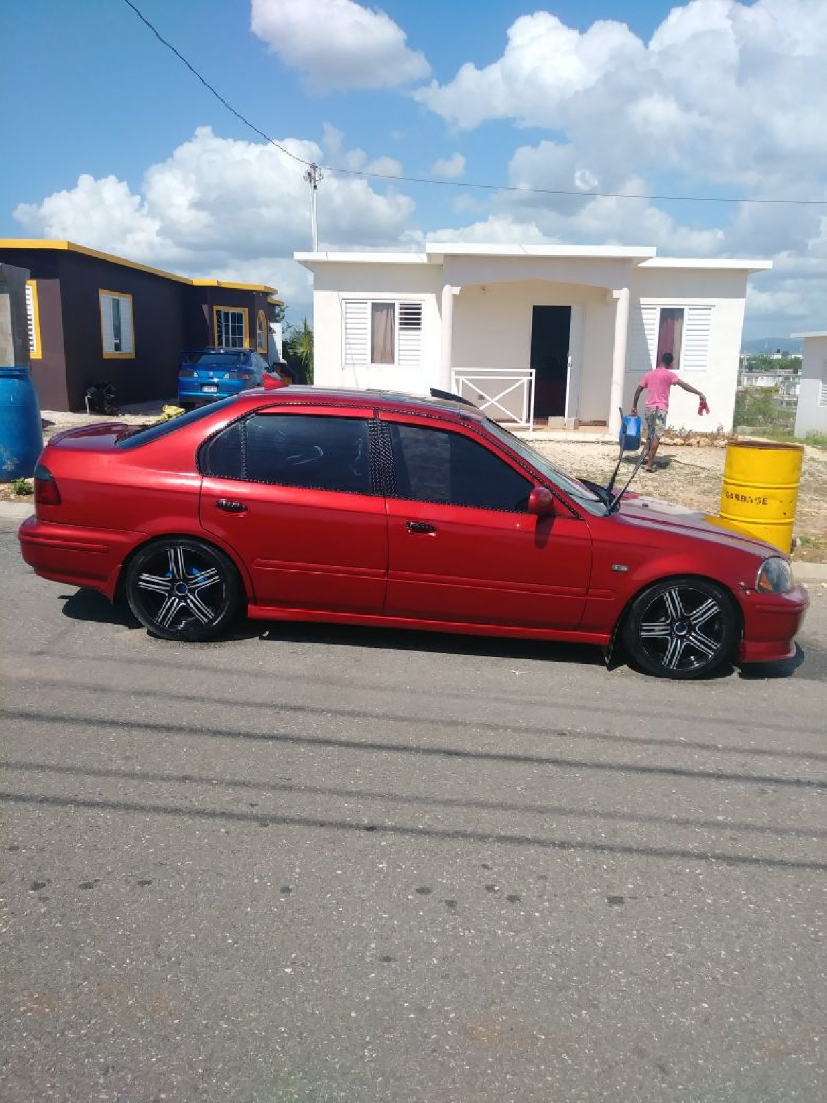 1996 Honda Civic for sale in Old Harbour St Catherine - Cars