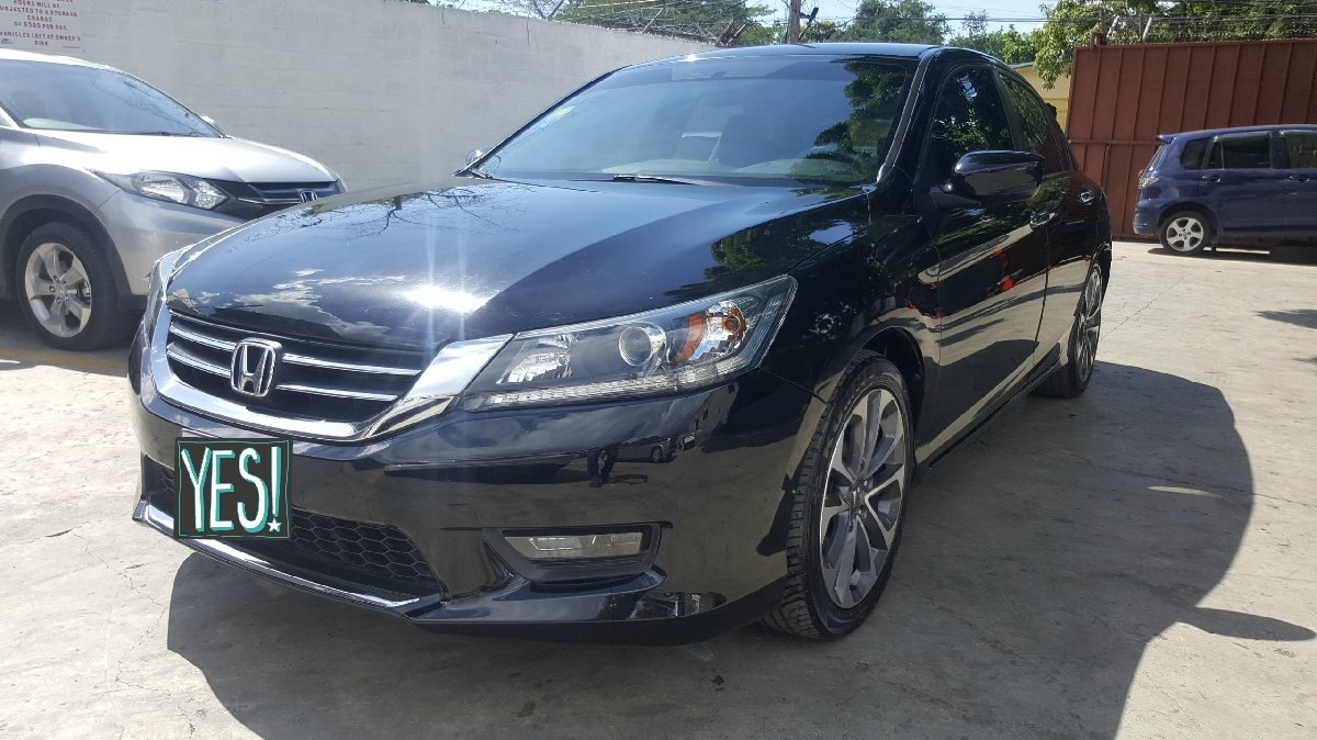 honda accord sport 2014 for sale in hagley park kingston st andrew for 2 600 000 cars. Black Bedroom Furniture Sets. Home Design Ideas