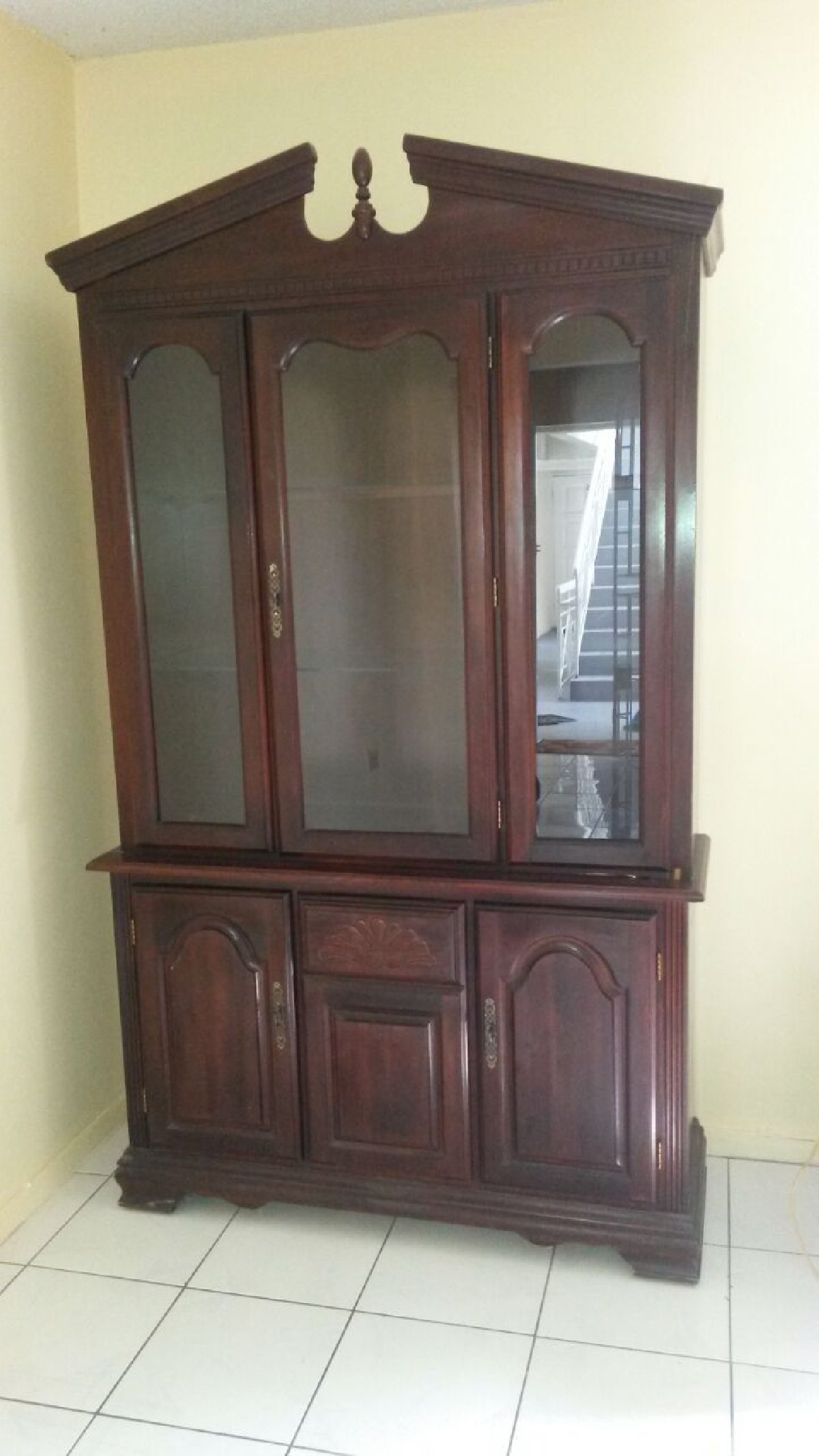 Glass Display Cabinet For Sale in Havendale Kingston St ...