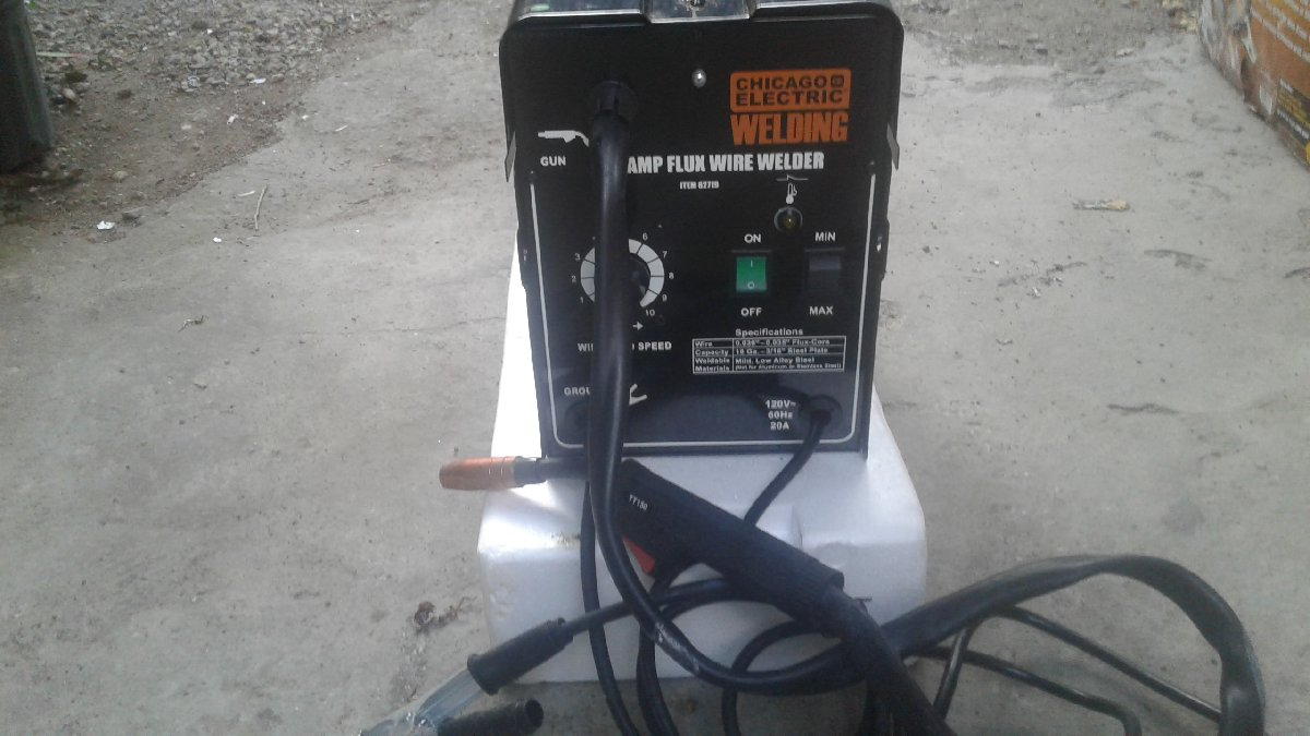 Mig Welding Plant 90 Amps For Sale In Vineyard Town Kingston St Wiring A Welder