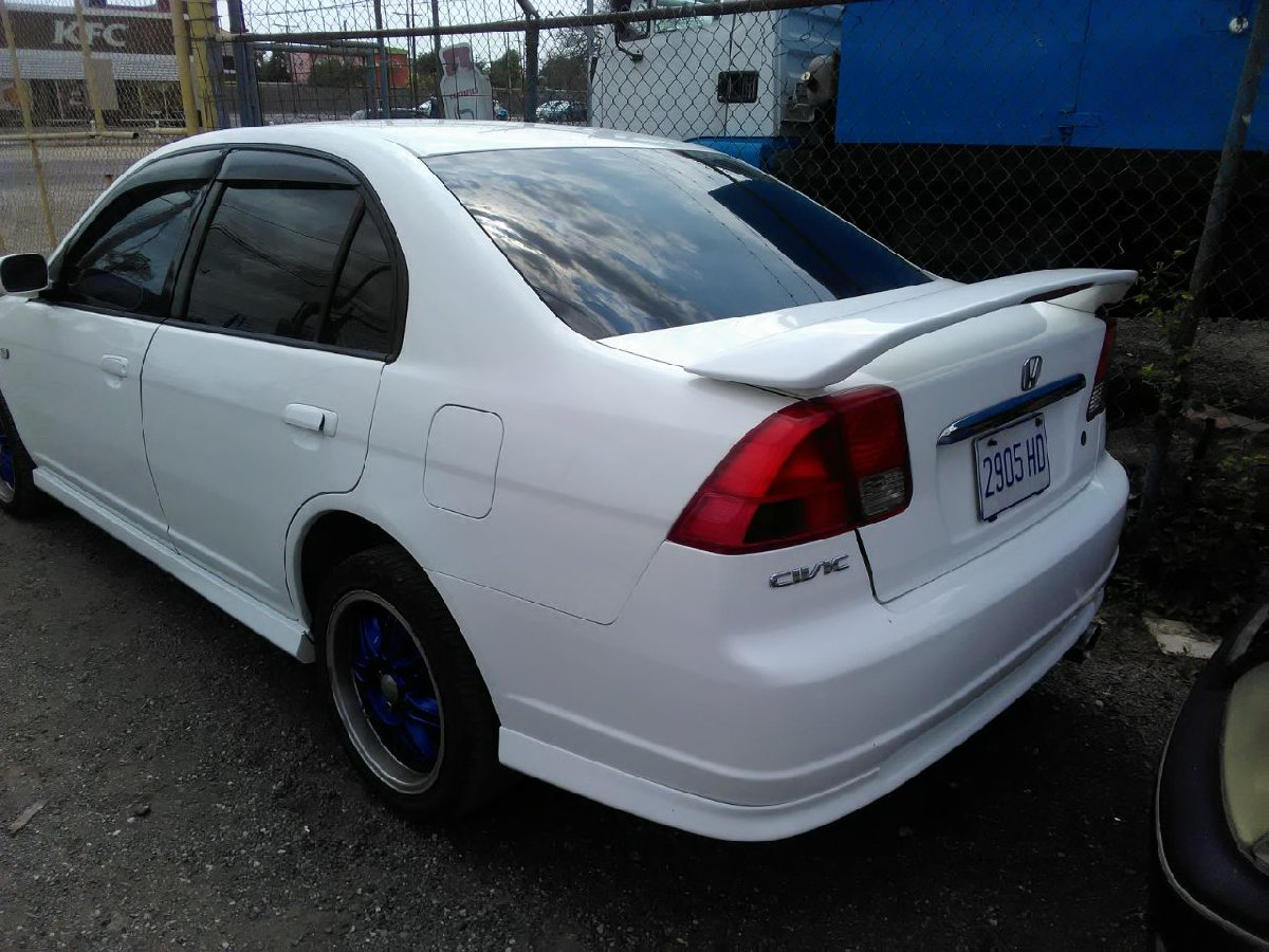 honda civic 2000 rs for sale in portmore st catherine cars. Black Bedroom Furniture Sets. Home Design Ideas