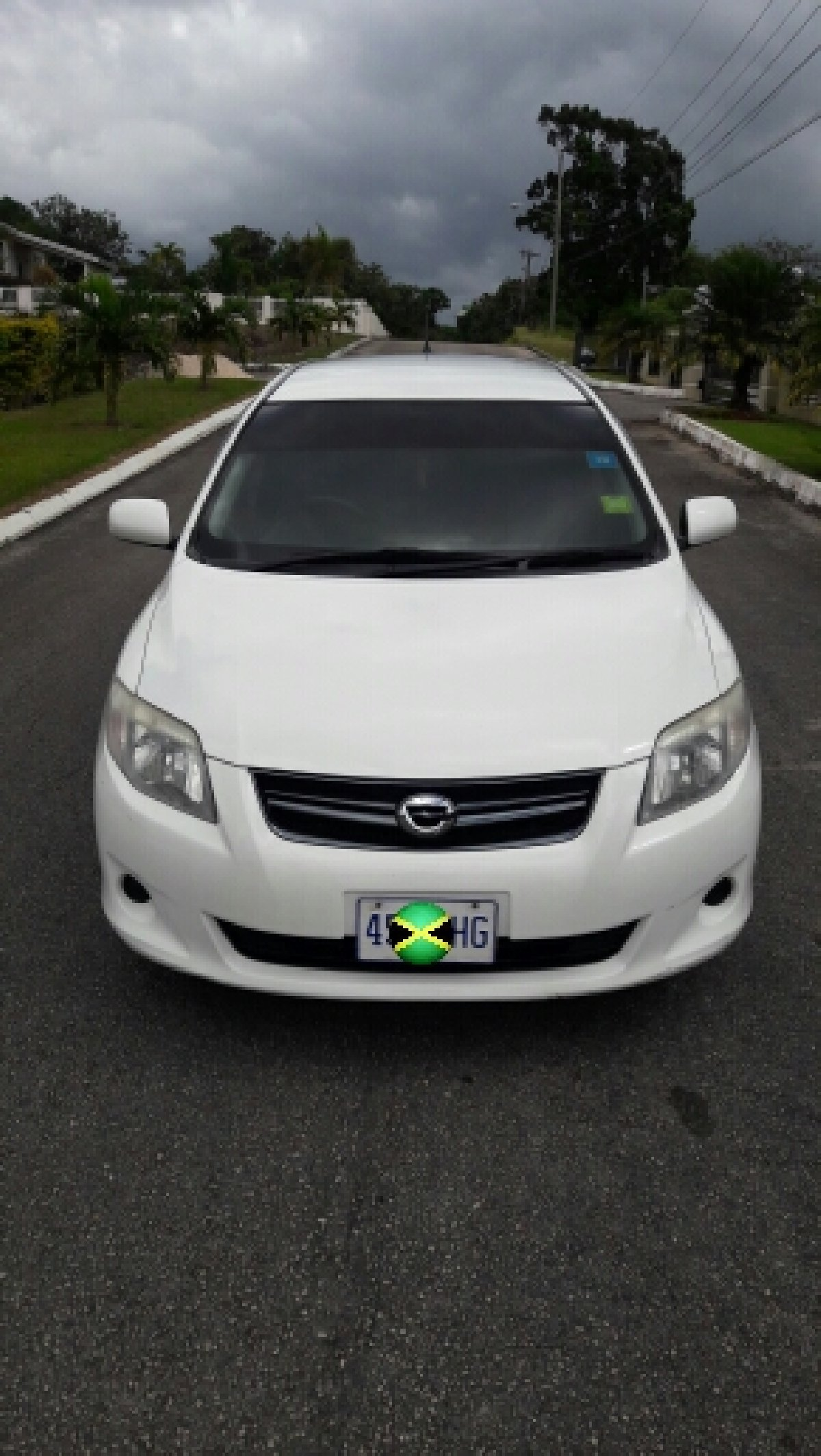 Cars For Sale In Jamaica >> 2011 TOYOTA FIELDER for sale in Mandeville Manchester - Cars