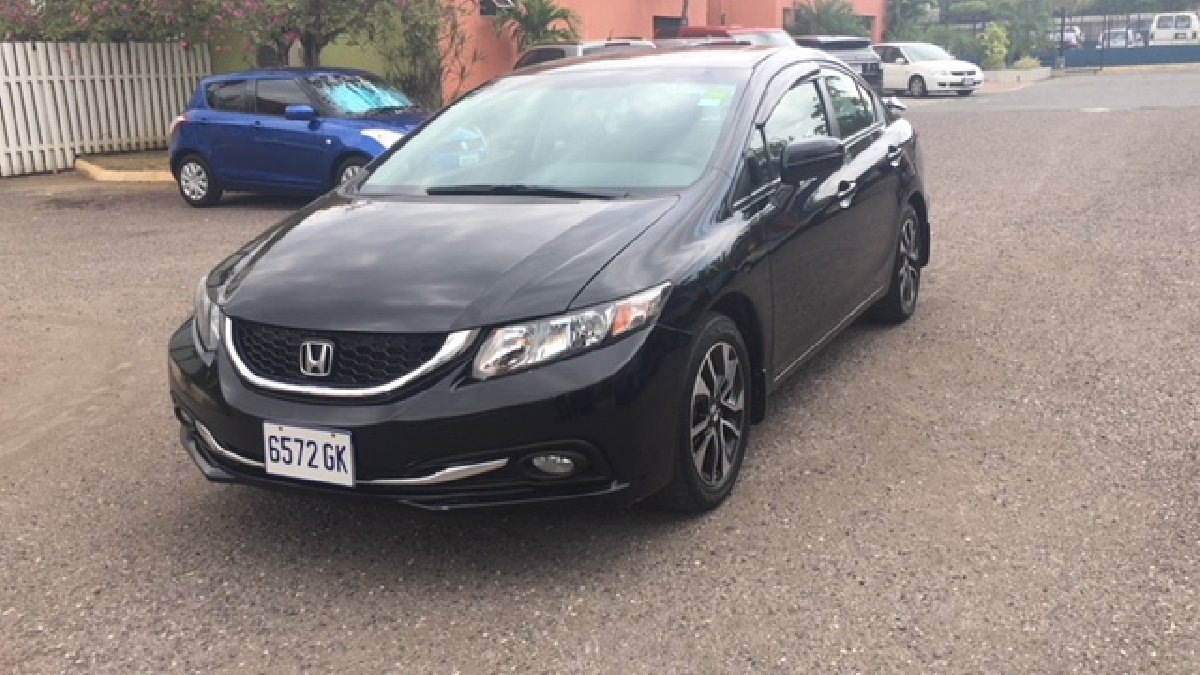 2014 honda civic ex lhd for sale in portmore st catherine cars. Black Bedroom Furniture Sets. Home Design Ideas