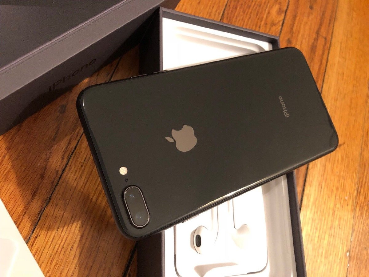 e5773501d74 Apple IPhone 8 Plus 4G Phone Unlocked In Box 256GB for sale in ...