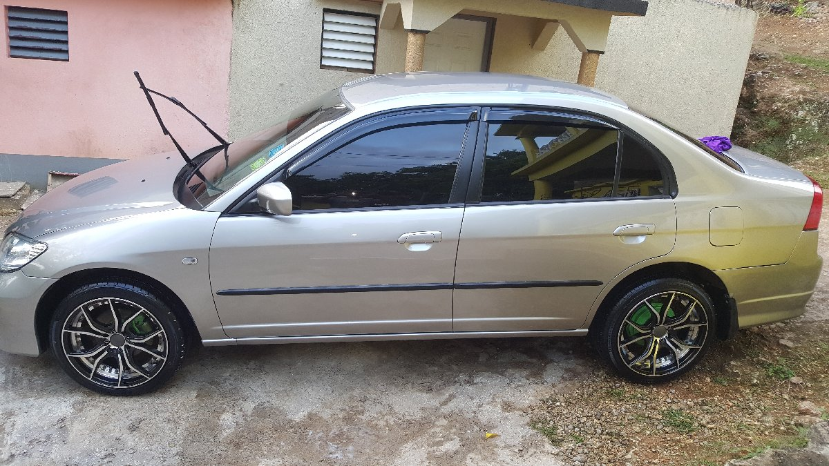 honda civic 2005 for sale in ocho rois st ann cars. Black Bedroom Furniture Sets. Home Design Ideas