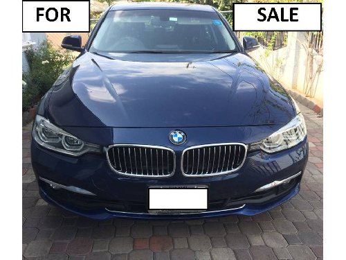 2016 BMW 320i Luxury Edition