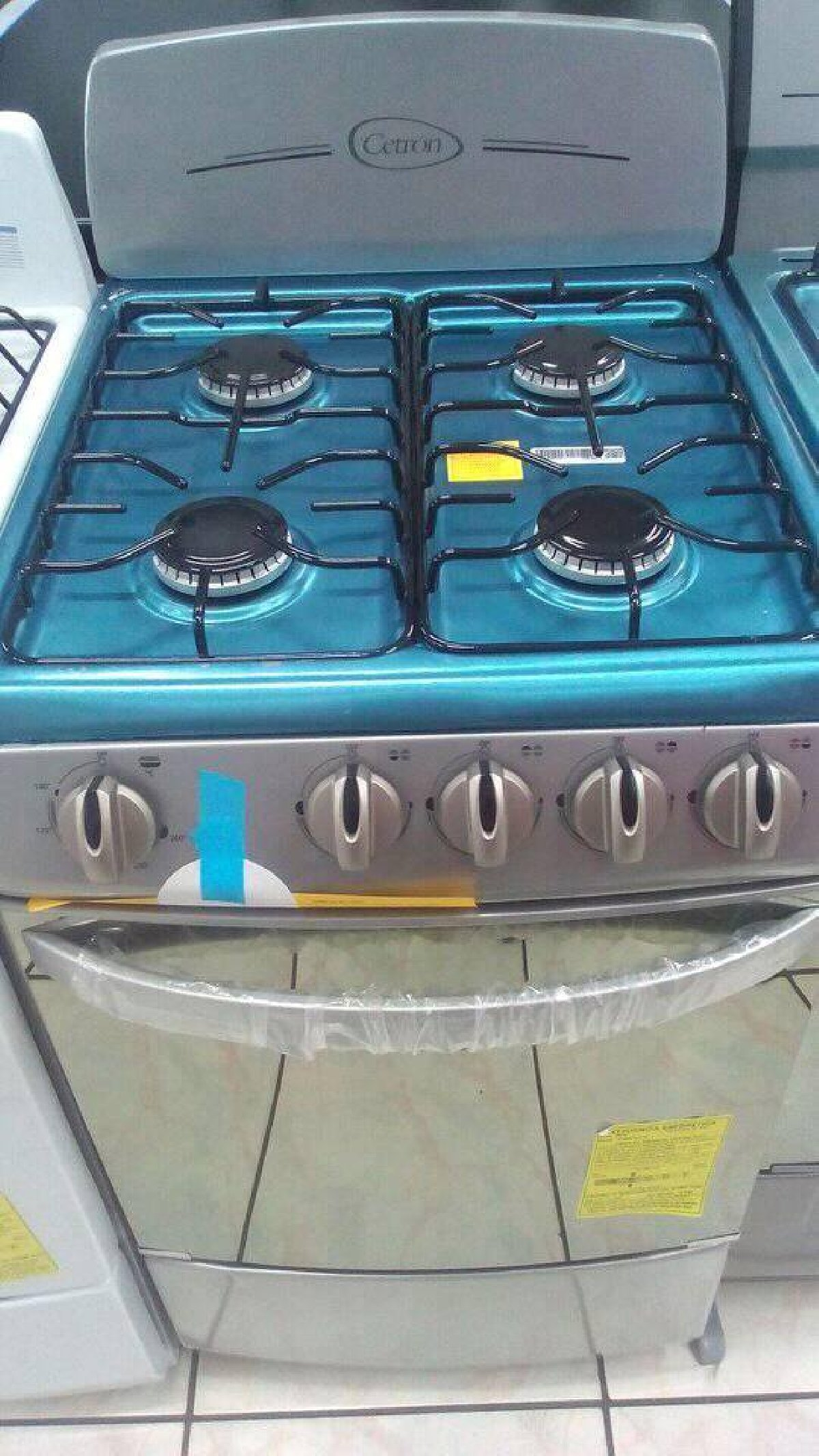 Cetron Four Burner Stoves For Sale in Half Way Tree Kingston St ...