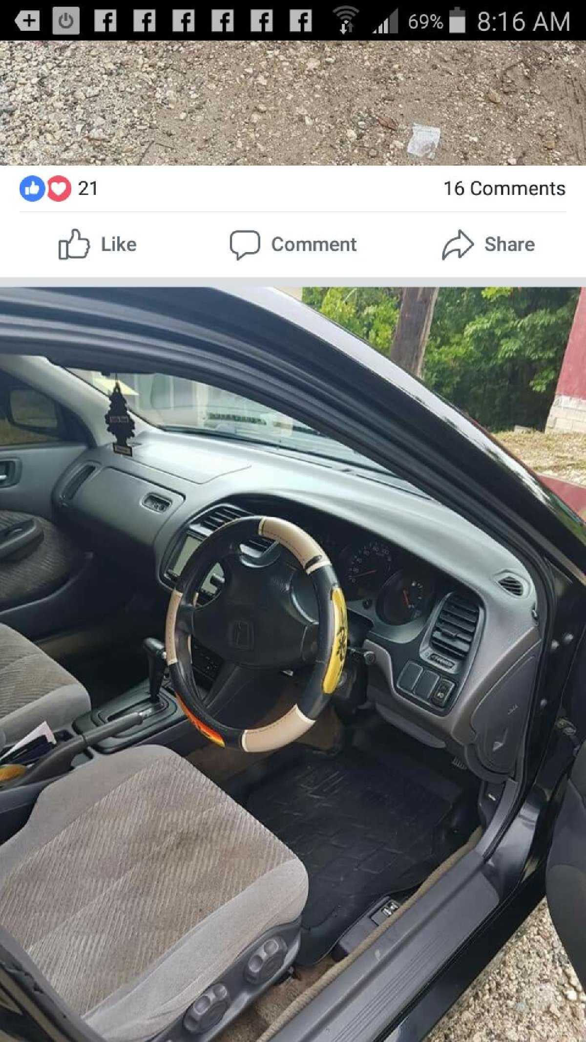 2000 Honda Accord For Sale In Papine Kingston St Andrew