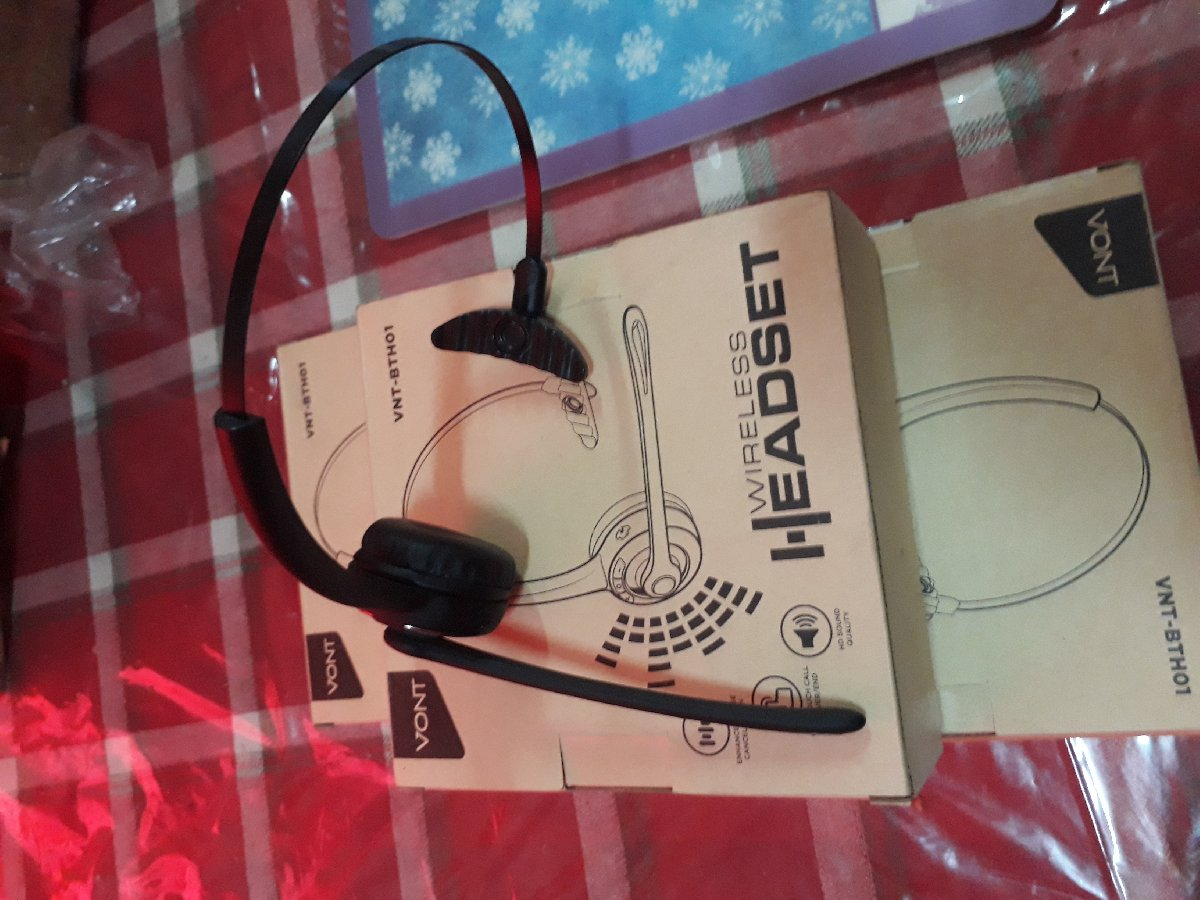 Brand New Bluetooth Head Sets Trucker Pro for sale in