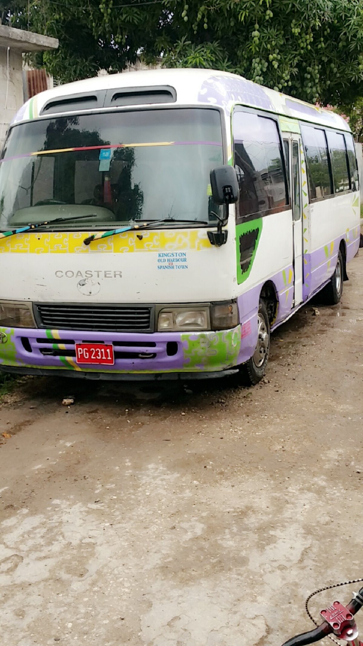 Toyota Bus For Sale In Jamaica >> Toyota Coaster For Sale in Kingston Kingston St Andrew - Buses