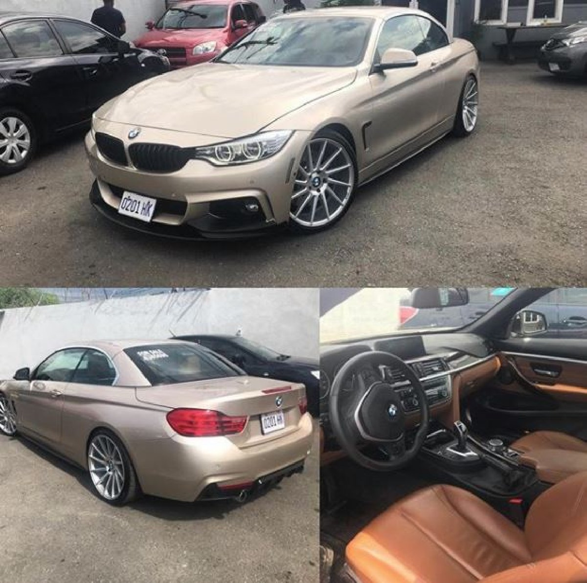 2015 Bmw 435i Convertible For Sale In Kingston Kingston St