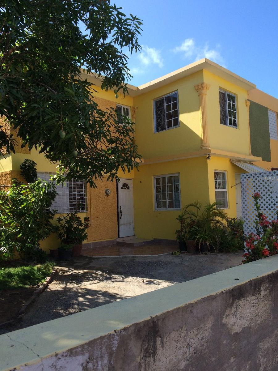 2 Bedroom 1 Bathroom Townhouse For Rent In Marine Park Portmore St Catherine Houses
