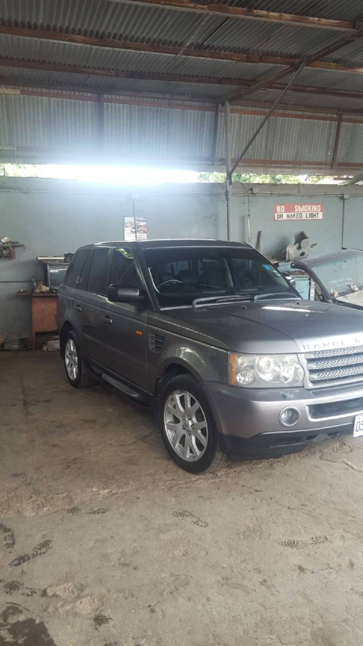 2008 Range Rover Sport For Sale In Halfway Treee Kingston