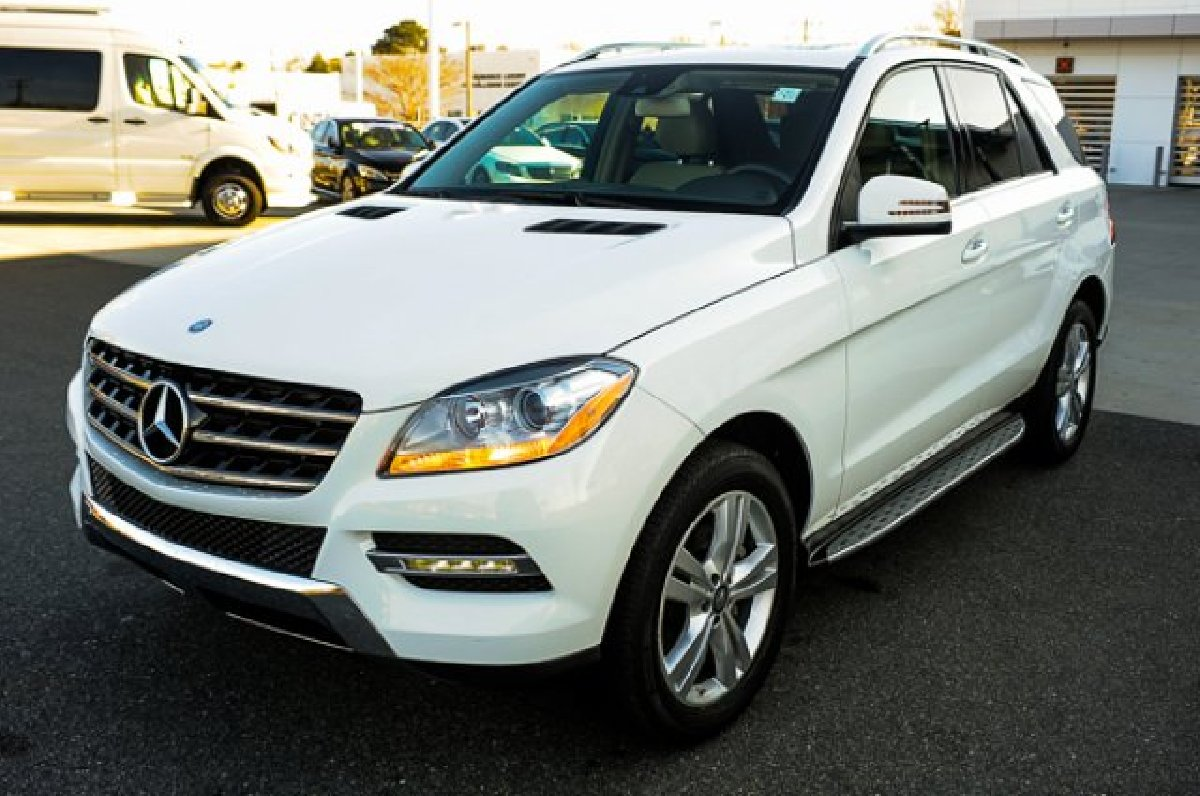 Mercedes Benz Suv >> 2014 Mercedes-Benz ML350 4MATIC At Affordale Price for ...