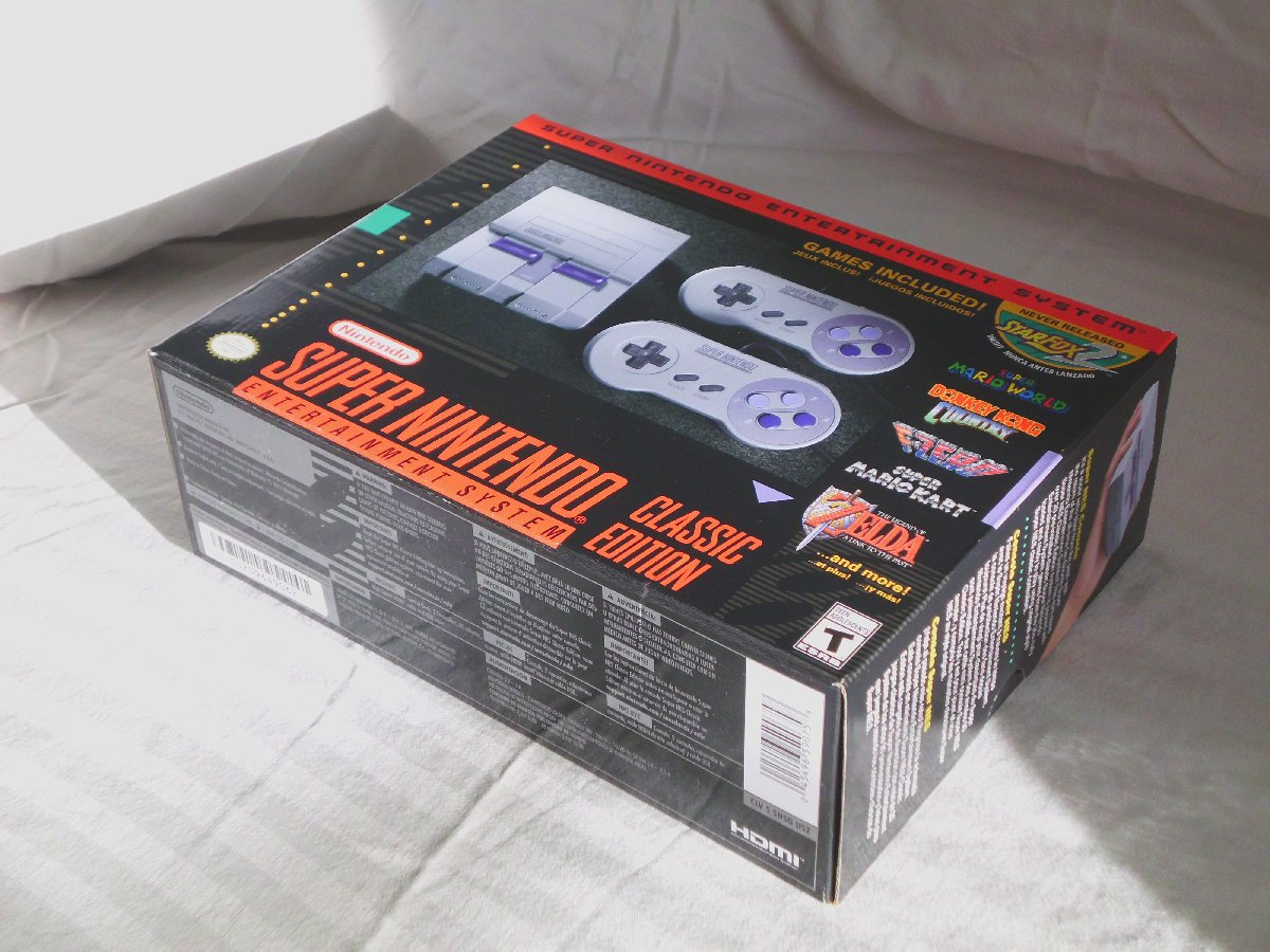 Brand New Snes Classic Edition Console For Sale In Stony Hill Saint