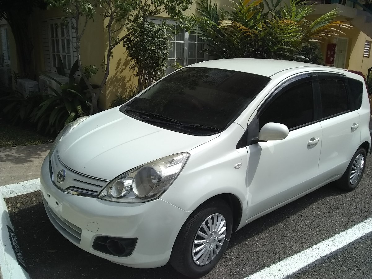 26f9732d6c 2011 Nissan Note for sale in New Kingston Kingston St Andrew - Cars