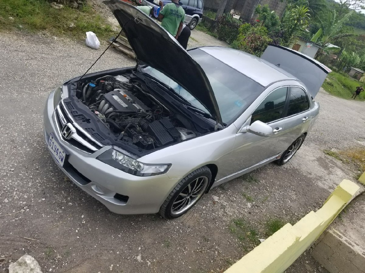 2007 honda accord cl7 for sale in st ann 39 s bay st ann for. Black Bedroom Furniture Sets. Home Design Ideas