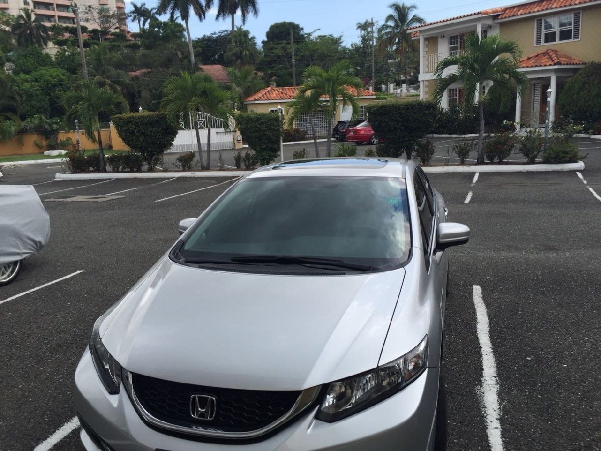 2014 honda civic lhd ex for sale in kingston kingston st andrew cars. Black Bedroom Furniture Sets. Home Design Ideas