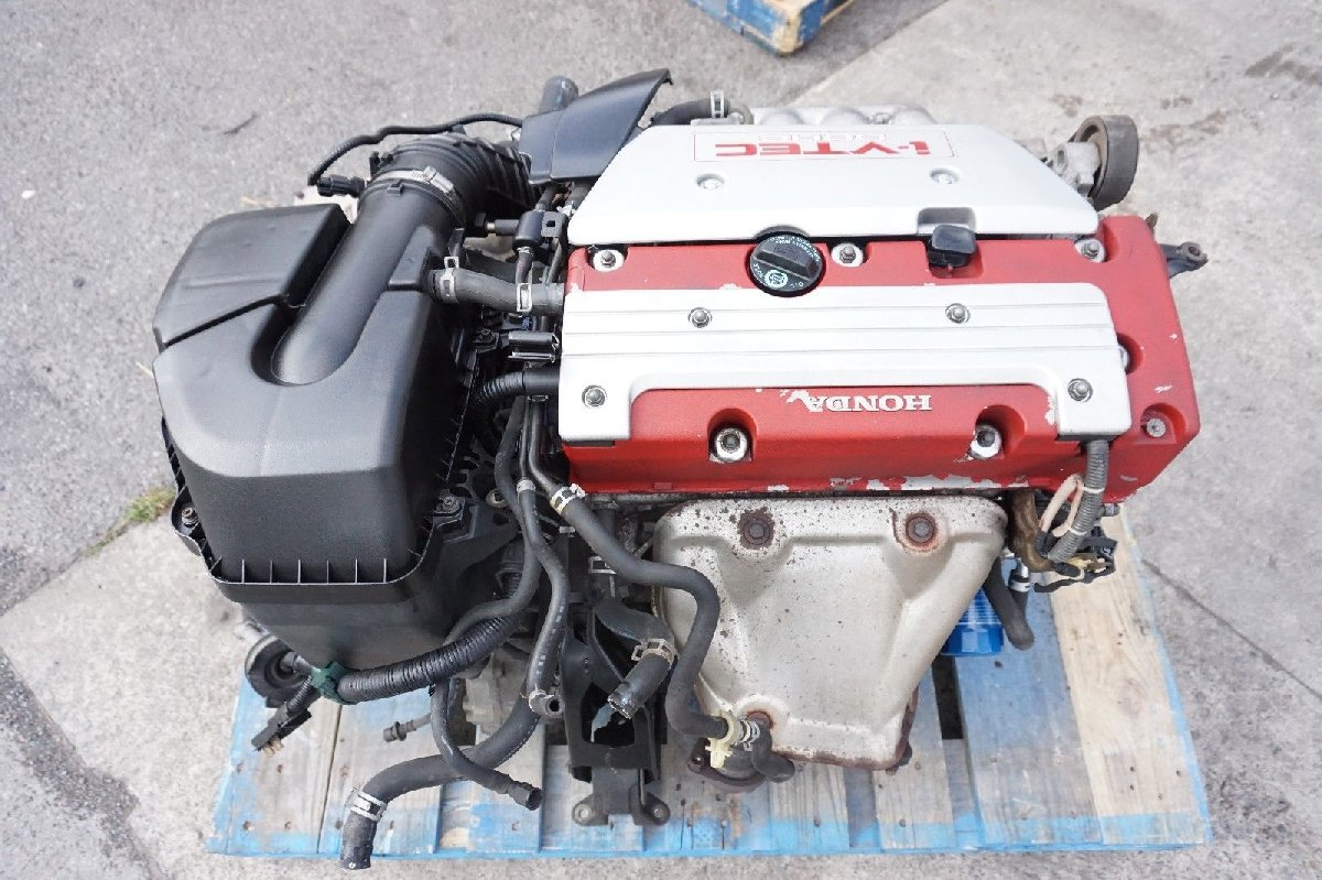 Jdm Honda Civic Type R K20a R Engine 6 Speed Trans for sale