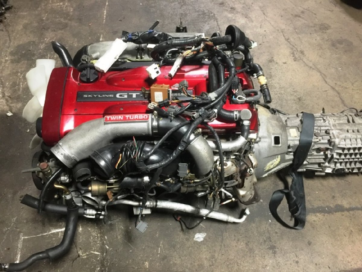 Nissan Skyline R34 For Sale >> NISSAN SKYLINE GTR R34 RB26DETT MOTOR AND 6 SPEED for sale in Port Antonio, Portland Is Located ...
