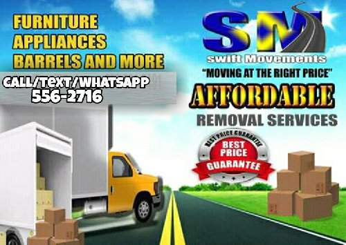 Removal And Delivery Services