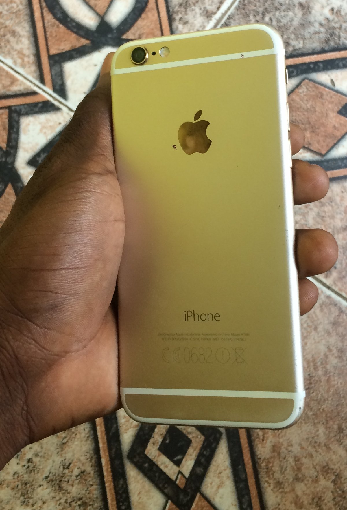 IPhone 6    Cameras And Power Button Needs To Fix for sale