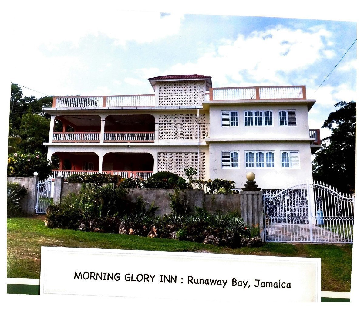 East Bay Homes For Rent: Beautiful 6 Bedroom House In Runaway Bay, Jamaica For Sale