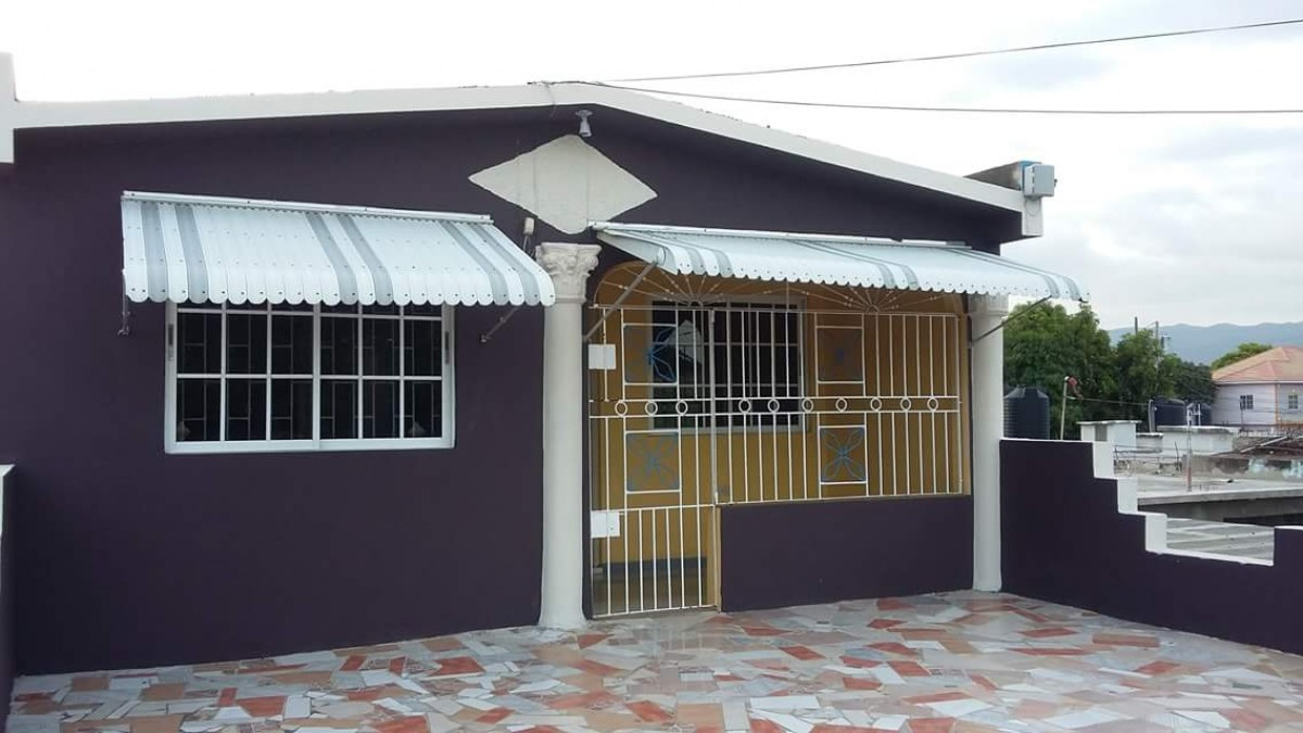 2 Bedroom 1 Bathroom House For Rent Cumberland In Cumberland Portmore St Catherine Houses