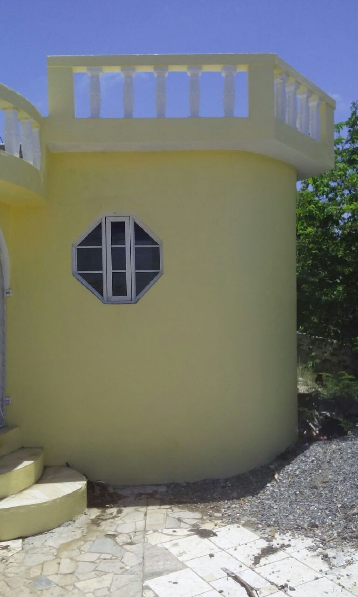 Unfinished 4 Bedroom 2 Bathroom House For Sale In Hellshire