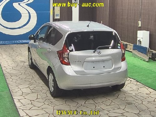 Nissan Note 2014 (Silver)