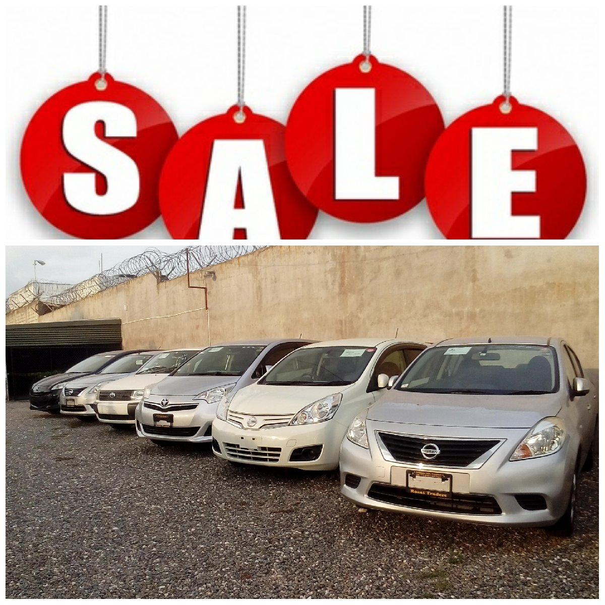 Quality Cheap New Imports With Genuine Low Miles for sale in South