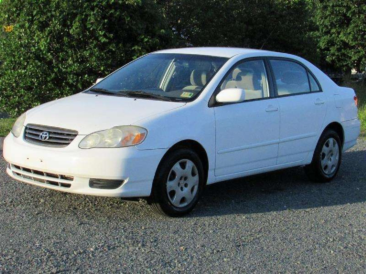 2004 toyota corolla for sale in kingston westmoreland cars. Black Bedroom Furniture Sets. Home Design Ideas