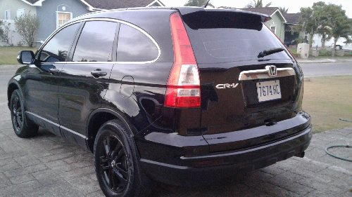 2011 honda crv for sale in spanish town kingston st andrew vans suvs. Black Bedroom Furniture Sets. Home Design Ideas